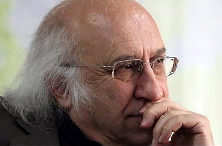 درگذشت استاد عسگر خانی دانشگاه تهران با کرونا + عکس