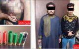 ۲ شرور خارجی جوانی ایرانی را سلاخی کردند + عکس